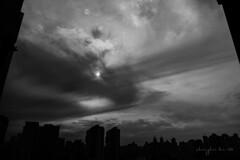 rubbing clouds