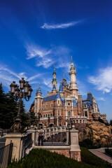 shdl~enchanted storybook castle