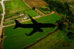 my boarding B767-300
