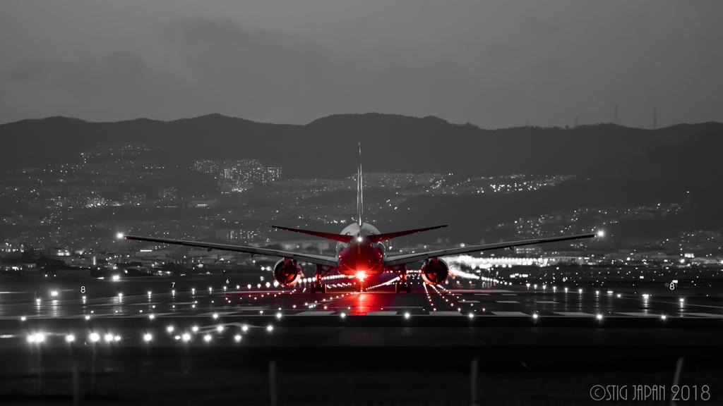 大阪国際空港 ⓳