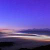 未明の雲海