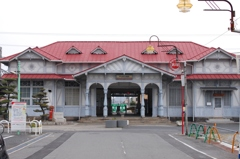 浜寺公園駅4