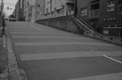 坂のある街