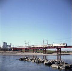 河川敷を歩く~大和川1