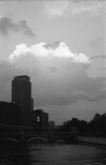 夏のひとコマ1~入道雲
