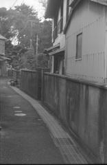 コンクリート塀