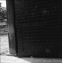 大手門の扉