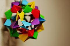 進化系折り紙