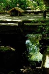 禅寺の緑景…3