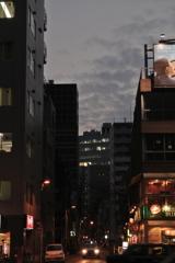 都心の夕刻2…