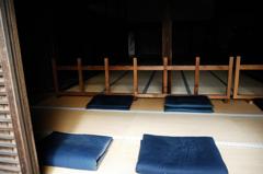 名刹の瞑目…2