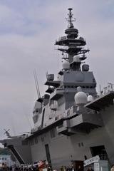 護衛艦いずも 乗艦…4