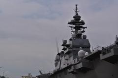 護衛艦いずも 乗艦…2