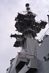 護衛艦いずも 乗艦…5
