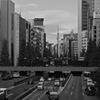都会の日常…