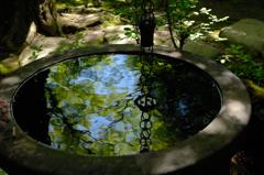 覚園寺の春景…2