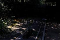 五山の陰影…2