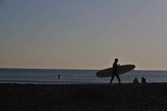 鎌倉の浜景色3…