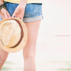 夏を待つ君