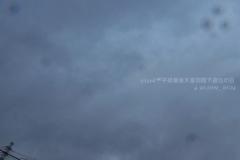 10:24AprilLastRain平成最後天皇両陛下退位の日1日雨空レンズ付着
