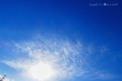 10.1もぅ神無月、台風一過の秋晴れ鉄塔autumn sky Xmasあと3ヶ月