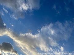 12.31#Goodbye2020#SunsetSkyコロナ元年が終わる大晦日空
