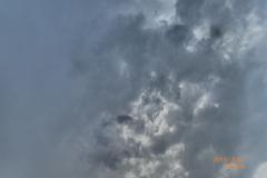 強風と雨の曇り空〜8月last sky cloud[ブリーチバイパス]