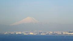 今朝の富士山 2016/2/26
