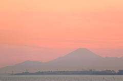 今日の富士山 2016/3/17