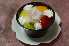 スプーンで食べる桜もち~4種のスイーツ~