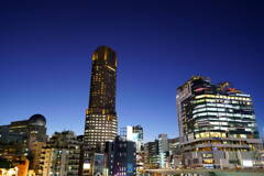 仕事納めの日 渋谷西口