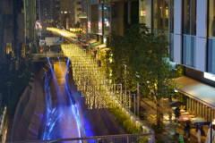 渋谷リバーストリートイルミネーション2019
