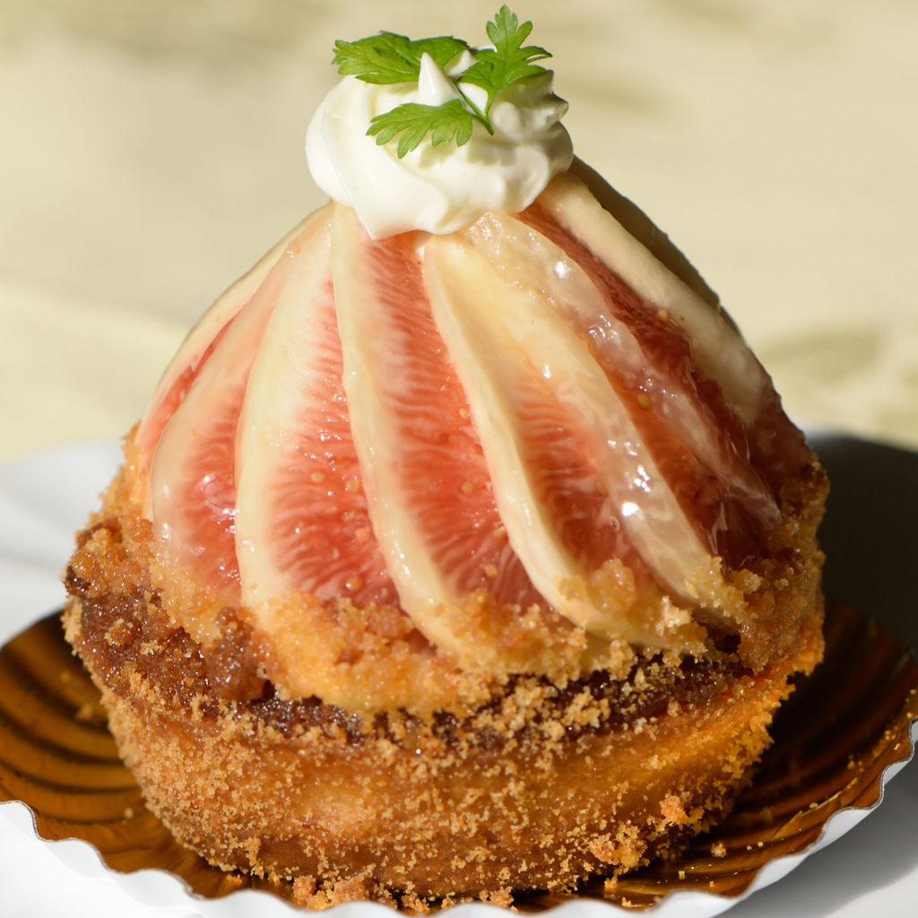 マクロdeケーキ 4