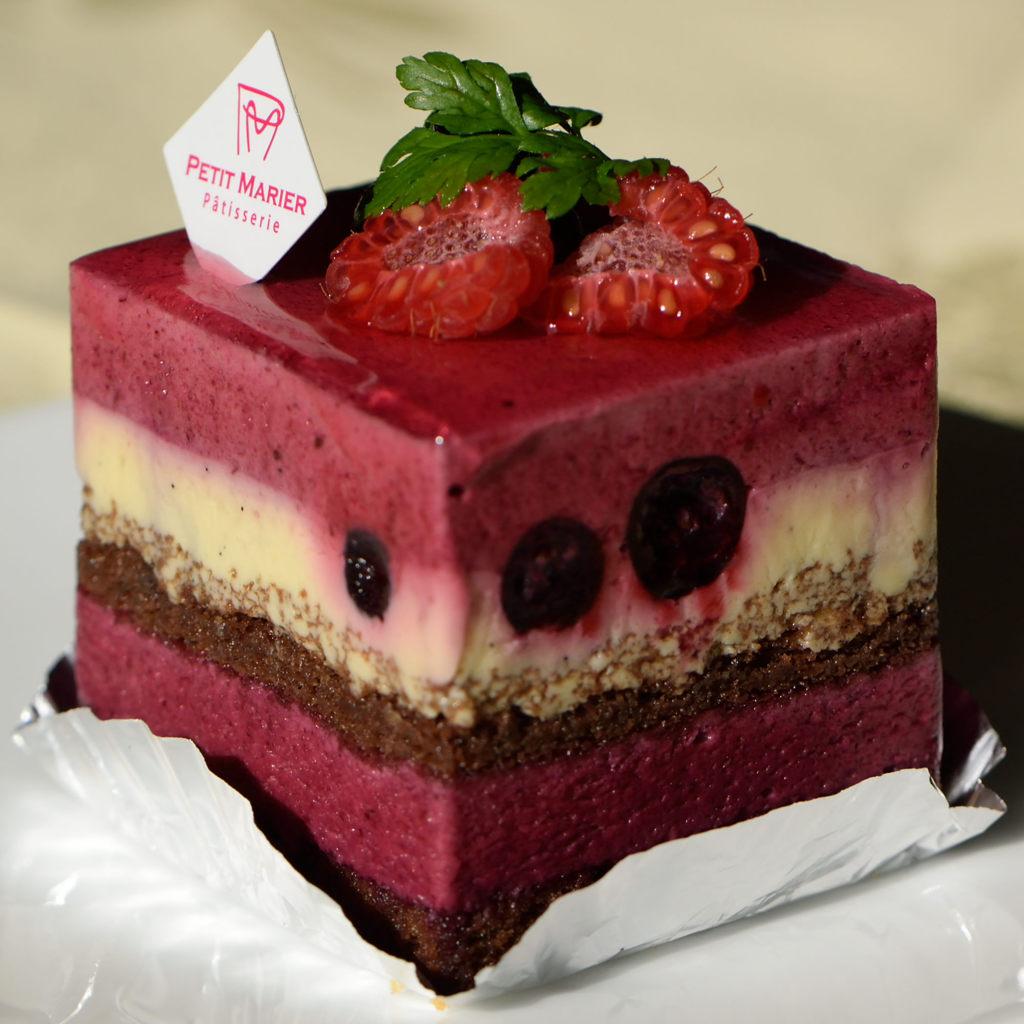 マクロdeケーキ 3