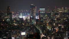 渋谷は明るいね(^o^)