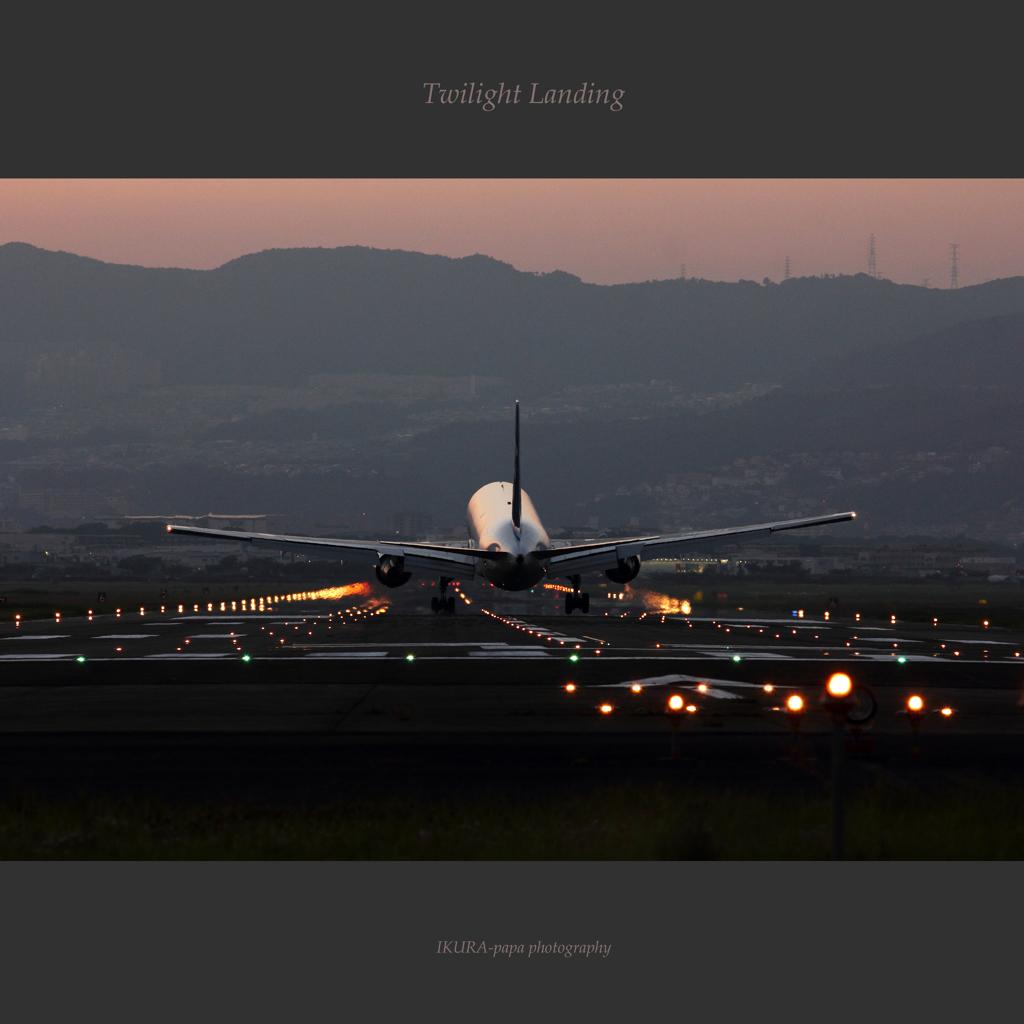 ☆Twilight Landing
