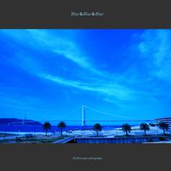 ☆Blue&Blue&Blue