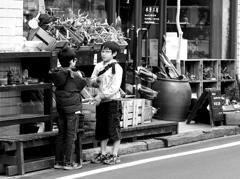 街の人々 #5