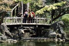 卒業写真は橋の上で