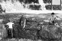 3人の登山家