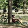書を持てよ、公園へ出よう(自転車編)