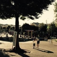 小さな公園の情景