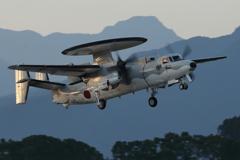 E-2C   新田原基地567