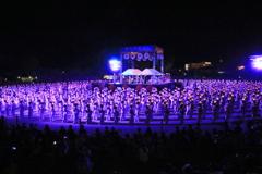 山鹿千人灯籠踊り 1