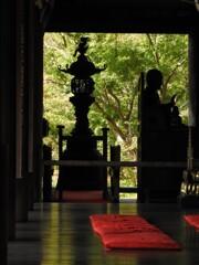 奈良 長谷寺にて