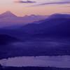 高ボッチ高原~富士山~