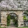 円応寺の石門-1