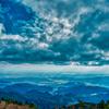 天山から佐賀平野