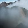 赤岳とブロッケン