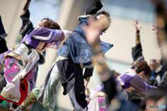 袖時雨-sodeshigure- 浜松がんこ祭り2019より